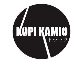 Kopi Kamio logo design by Greenlight