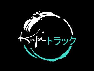 Kopi Kamio logo design by qqdesigns