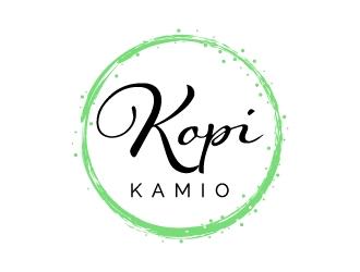 Kopi Kamio logo design by jaize