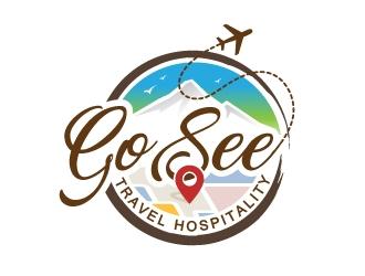 Go See logo design