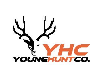 YOUNG HUNT CO. logo design