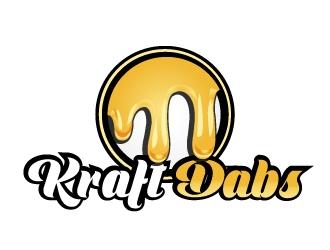 Kraft Dabs  logo design