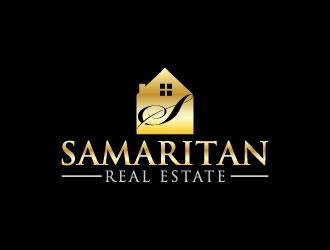 Samaritan Real Estate  logo design