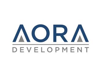 AORA Development logo design