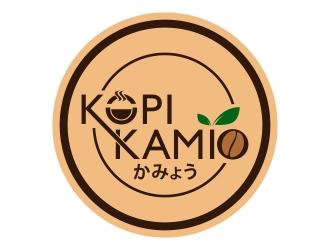 Kopi Kamio logo design by yunda