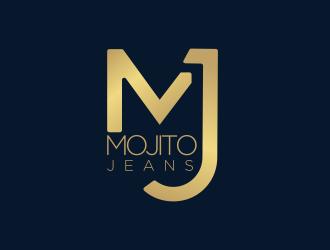 mojito jeans logo design