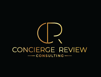 Concierge Review logo design