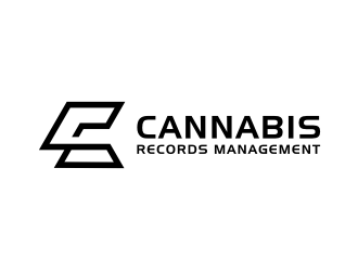 Cannabis Records Management logo design