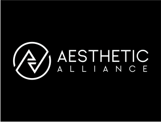 Aesthetic Alliance logo design
