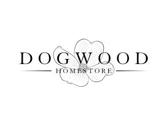 Dogwood Homestore  logo design