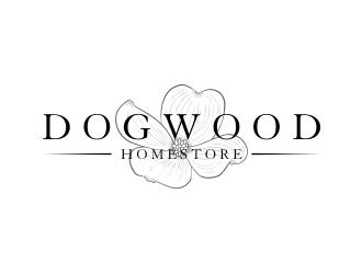 Dogwood Homestore  logo design