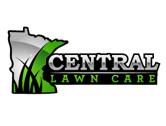 Central Lawn Care logo design