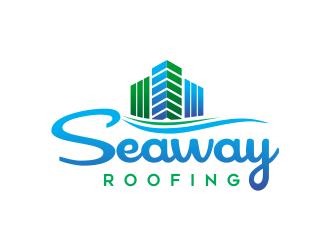 Seaway Roofing  logo design
