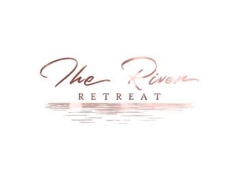 The River Retreat logo design