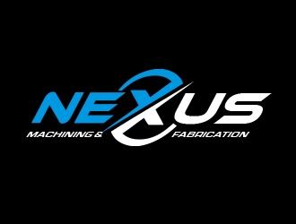 Nexus Machining and Fabrication  logo design