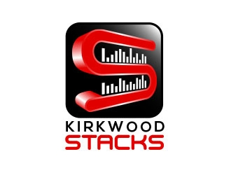 Kirkwood Stacks  logo design
