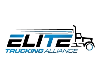 Elite Trucking Alliance (ETA) logo design winner