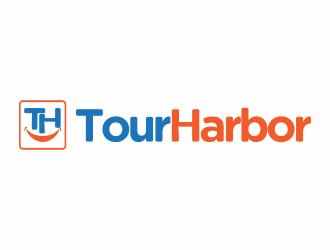 TourHarbor logo design winner