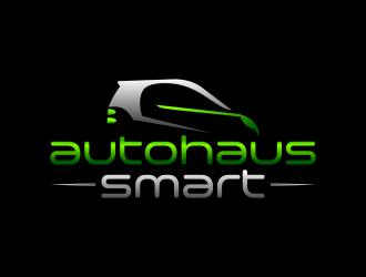 autohaus-smart.de / autohaus smart  logo design