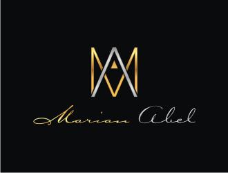MARIAN ABEL logo design
