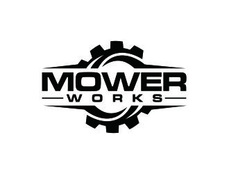 MowerWorks logo design winner