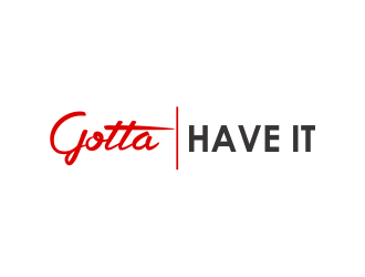 Gotta have it LLC logo design