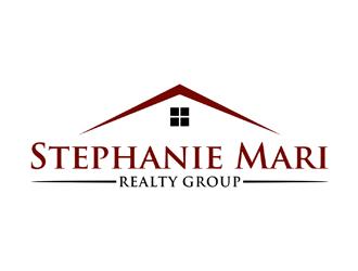 Stephanie Mari Realty logo design