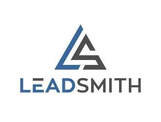 LeadSmith logo design winner