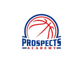 Prospects Academy logo design by CreativeKiller