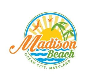 Madison Beach logo design