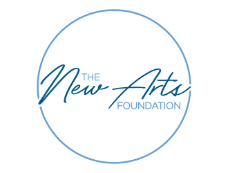 The New Arts Foundation logo design