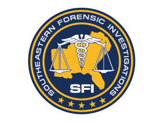 Southeastern Forensic Investigations  logo design