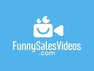 FunnySalesVideo.com logo design