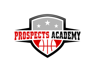 Prospects Academy logo design by BlessedArt