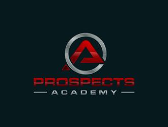 Prospects Academy logo design by ndaru