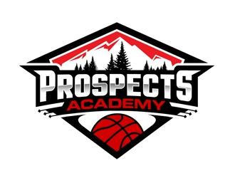 Prospects Academy logo design by DreamLogoDesign