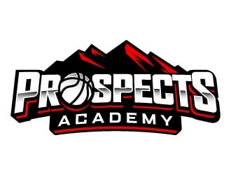 Prospects Academy logo design