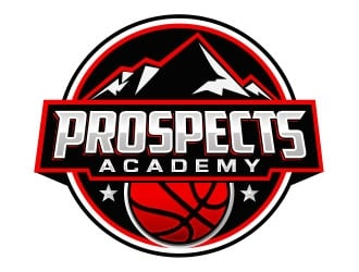 Prospects Academy logo design by Benok