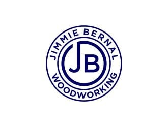 Jimmie Bernal Wood Turning logo design