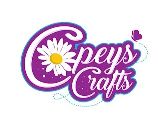 Copeys Crafts logo design