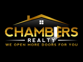 Chambers Realty logo design