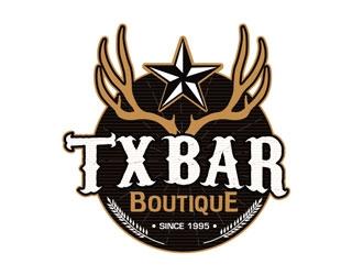 Tx Bar Boutique logo design