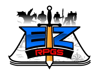 Ezrpgs  logo design winner