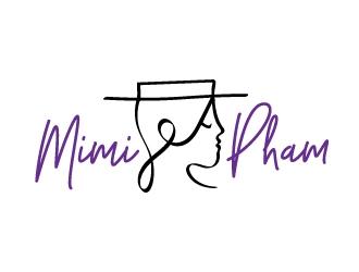 Mimi Pham logo design