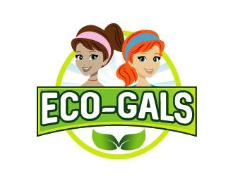Eco-Gals logo design