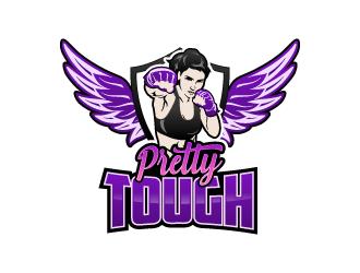 Pretty Tough logo design