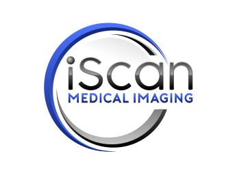 iScan Medical Imaging logo design