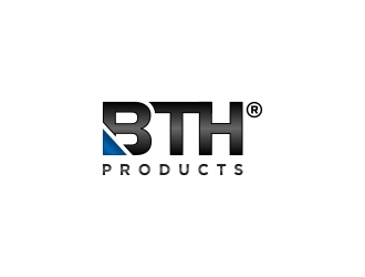 BTH® Products logo design