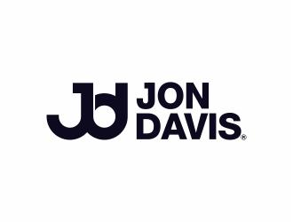 JD Jonathan Davis logo design