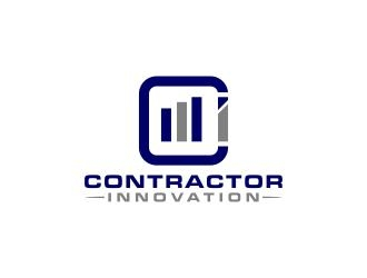 Contractor Innovation logo design